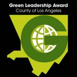 LA County Green Leadership Award