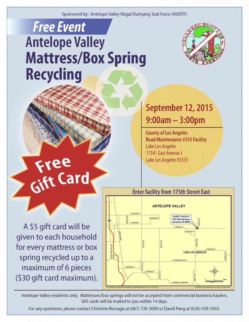 Mattress Recycling Event_flyer_rev 6-30