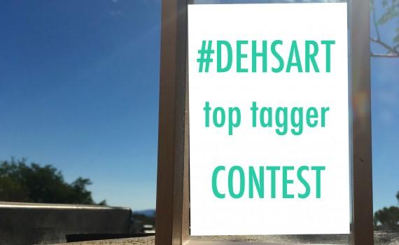 hashtag your photos dehsart
